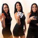 Croupières du casino